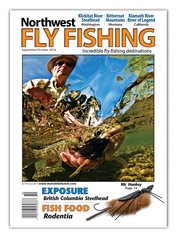 Northwest Fly Fishing Sept/Oct 2016 (Print)