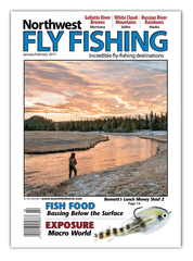 Northwest Fly Fishing Jan/Feb 2017 (Print)