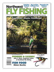 Northwest Fly Fishing July/August 2017 (Print)