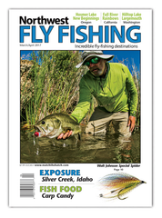 Northwest Fly Fishing March/April 2017 (Print)