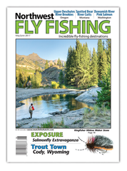 Northwest Fly Fishing May/June 2017 (Print)