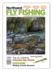 Northwest Fly Fishing Nov/Dec 2018 (Print)