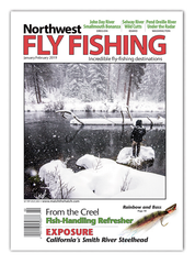 Northwest Fly Fishing Jan/Feb 2019 (PDF) Download
