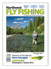 Northwest Fly Fishing July/August 2019 (Print)