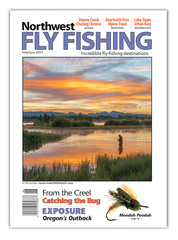 Northwest Fly Fishing May/June 2019 (Print)