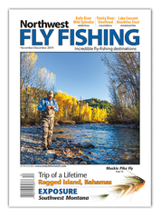 Northwest Fly Fishing Nov/Dec 2019 (Print)