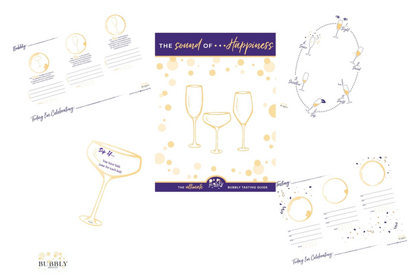 Host Your Own Bubbly Tasting Kit