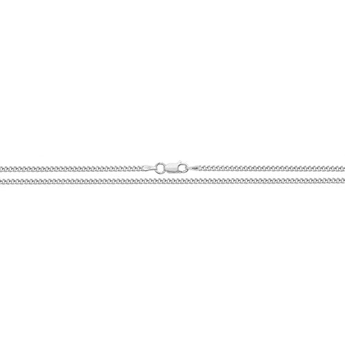 Thin Silver Belcher Chain