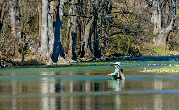 Guadalupe River, Canyon Lake Tailwater, TX | Southwest Fly ...