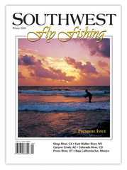 Southwest Fly Fishing Winter 2000 (Print)