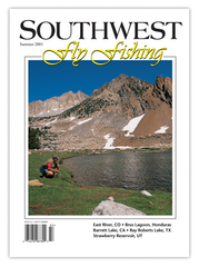 Southwest Fly Fishing Summer 2001 (Print)
