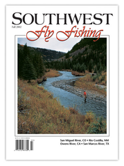 Southwest Fly Fishing Fall 2002 (Print)