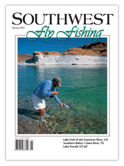 Southwest Fly Fishing Spring 2002 (Print)