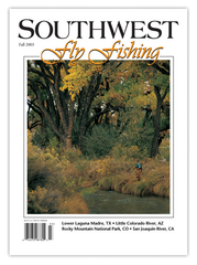 Southwest Fly Fishing Fall 2003 (Print)
