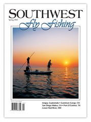 Southwest Fly Fishing Spring 2003 (Print)