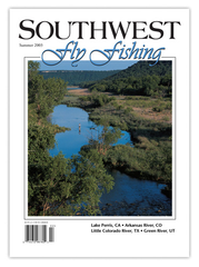 Southwest Fly Fishing Summer 2003 (Print)