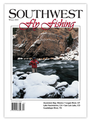 Southwest Fly Fishing Winter 2003 (Print)