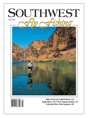 Southwest Fly Fishing Fall 2004 (Print)