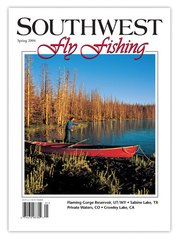 Southwest Fly Fishing Spring 2004 (Print)