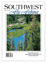 Southwest Fly Fishing Summer 2004 (Print)