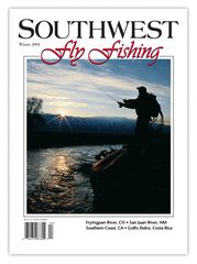 Southwest Fly Fishing Winter 2004 (Print)