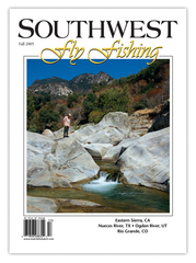 Southwest Fly Fishing Fall 2005 (Print)