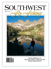 Southwest Fly Fishing Winter 2005 (Print)