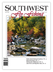 Southwest Fly Fishing Fall 2006 (Print)