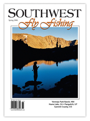 Southwest Fly Fishing Spring 2006 (Print)