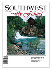 Southwest Fly Fishing Summer 2006 (Print)