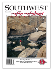 Southwest Fly Fishing Winter 2006 (Print)