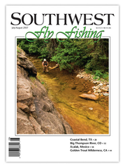 Southwest Fly Fishing July/August 2007 (Print)