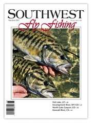 Southwest Fly Fishing May/June 2007 (Print)
