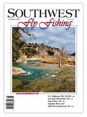 Southwest Fly Fishing July/August 2008 (Print)