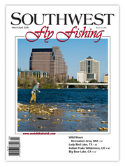 Southwest Fly Fishing March/April 2008 (Print)
