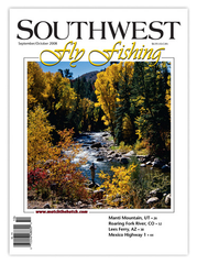 Southwest Fly Fishing Sept/Oct 2008 (Print)