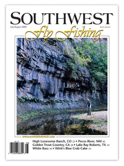 Southwest Fly Fishing July/August 2009 (Print)