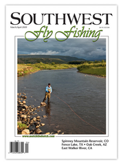 Southwest Fly Fishing March/April 2009 (Print)
