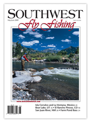 Southwest Fly Fishing May/June 2009 (Print)