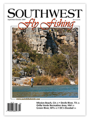 Southwest Fly Fishing Sept/Oct 2009 (Print)