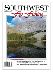 Southwest Fly Fishing July/August 2010 (Print)