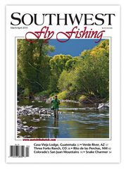 Southwest Fly Fishing March/April 2010 (Print)