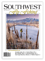Southwest Fly Fishing March/April 2011 (Print)