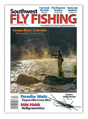 Southwest Fly Fishing Nov/Dec 2015 (Print)