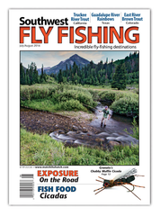 Southwest Fly Fishing July/August 2016 (Print)