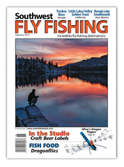 Southwest Fly Fishing May/June 2016 (Print)