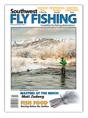 Southwest Fly Fishing Jan/Feb 2017 (Print)