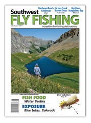 Southwest Fly Fishing July/August 2017 (Print)