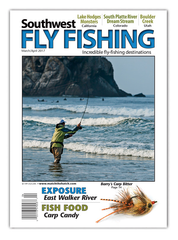 Southwest Fly Fishing March/April 2017 (Print)