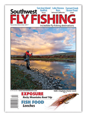 Southwest Fly Fishing Nov/Dec 2017 (Print)